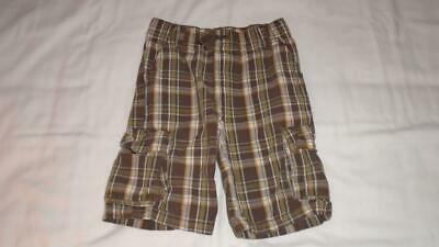NWT Gymboree Boy Pull on shorts Plaid Outlet 3T,4T,7//8