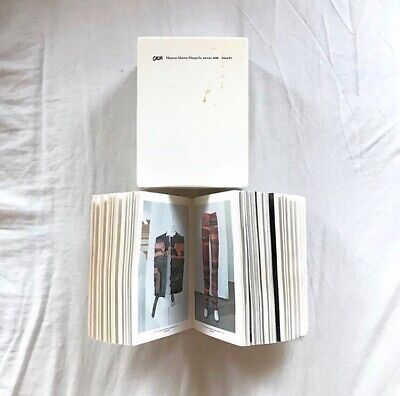 Maison Martin Margiela Cream Issue 09 Archive Vintage Book 2008