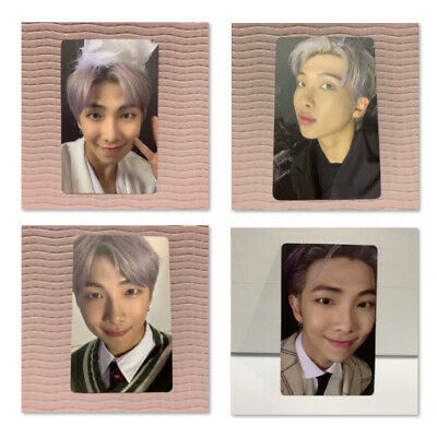 BTS RM Official PHOTOCARD Only Bangtan Boys MAP OF THE SOUL: 7 Photo Card Select