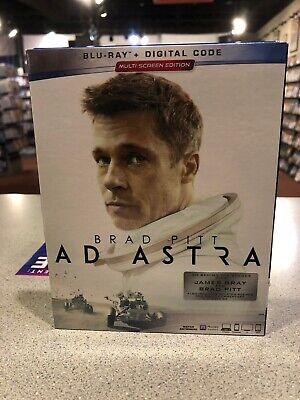 Ad Astra Blu-ray (no Digital)