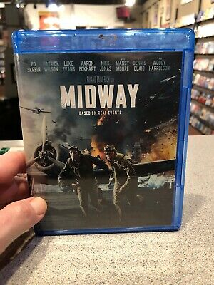 Midway 2019 Dvd