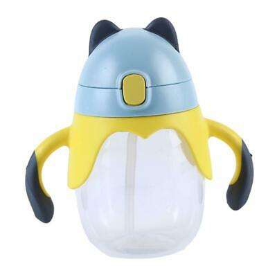 1PC Training Cup Straw Bottle Cute Kids Baby Feeding Cups Newborn Baby Cup BL