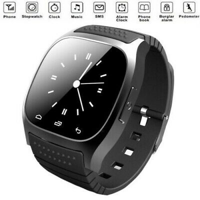smart watch android bluetooth waterproof