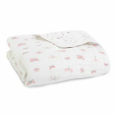 Aden and Anais Cotton Muslin Classic Dream Blanket Lovely Reverie FREE SHIPPING