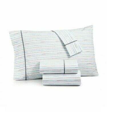 Martha Stewart Collection Whim Novelty BFF Stripe Twin XL Sheet Set