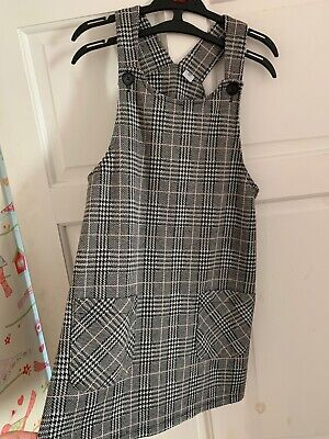 Pinefore Dress. Age 10. Tu. Lovely. Worn Once.