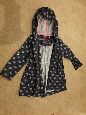 Baby Girl Primark Young Dimension Raincoat Parka In A Pocket Size 3-4 Years