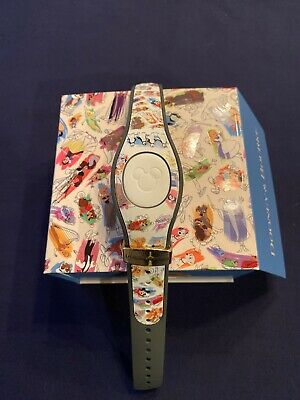 Disney Parks Dooney & Bourke 2020 Ink & Paint Collection Magic Band UNLINKED NIB