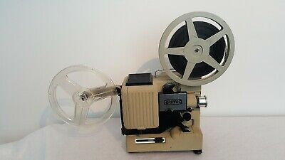 Eumig P8 Phonomatic Novo 8mm Film Projector + Film