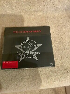 The Sisters of Mercy - Merciful Release (2007)- 3 Cd Brand New Sealed Box Set.