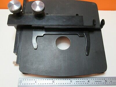 Ao Spencer American Optics Stage Table Microscope Part As Pictured #Ft-5-07