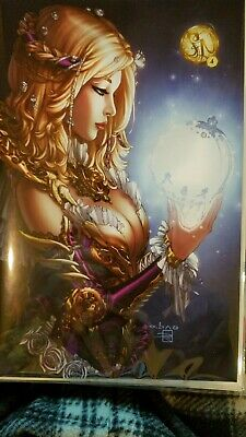 J.P ROTH/'S : SOUTHERN NIGHTGOWN # 8 EBAS COVER ! NM ROTHIC COMICS !!