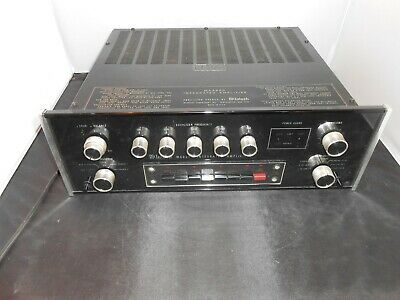 McIntosh  MA6200 Integrated Amplifier Vintage 100 wpc/8 ohm Works and looks fine