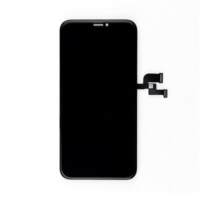 For iPhone X AMOLED LCD Display OLED OEM Touch Screen Assembly Replacement Black