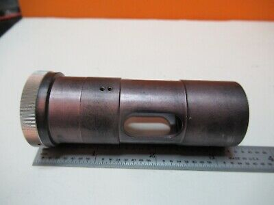 Zeiss Germany Illuminator Lens Tubus Microscope Part As Pictured &Ft-5-80