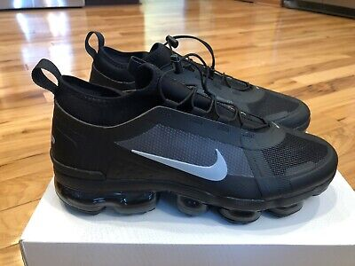 Nike Air Vapormax 2019 Utility Black Reflect Silver BV6351 001 Men's Size 9.5
