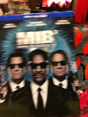 Men in Black 3 (Blu-ray/DVD, 2012, Canadian Bilingual 3D)