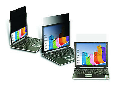 3M PF14.0W Privacy Filter for 14inch Widescreen Laptop Comply
