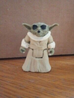 "custom Baby Yoda #2 child Mandalorian figure Star Wars 3.75"" loose"