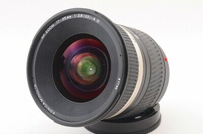 KONICA MINOLTA AF 17-35mm f/2.8-4D Sony A Mount From JAPAN #116908