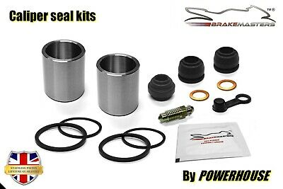 Honda FT500 Ascot rear brake caliper piston & seal rebuild repair kit set 1983