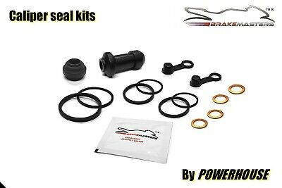 Honda CBR1100 XX Blackbird rear brake caliper seal rebuild repair kit set 2001