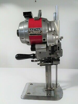 Cutting Machine for Fabric, Eastman,8-Inch, Class 625,110 Volt, Single Phase