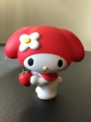 Figuarts ZERO MY MELODY Red PVC Figure from Japan