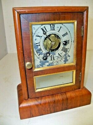 Antique Seth Thomas Mini Cottage Clock