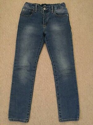 Boys Gap Regular Straight Leg Jeans Age 10