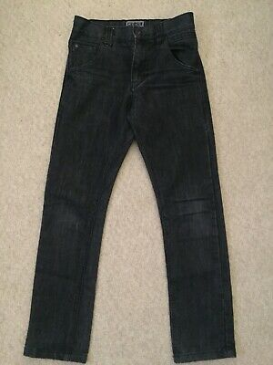 Boys Slim Straight Jeans, Age 9yrs Next