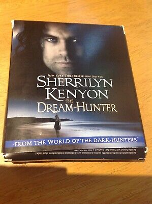 The Dream-Hunter by Sherrilyn Kenyon (10 CD Audiobook)