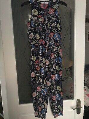 M&S girls jumpsuit 7-8 years