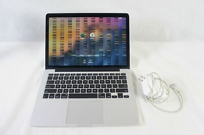 AS IS Apple Macbook Pro 13 A1502 ME864LL/A i5 2.4GHz 4GB RAM For Parts READ!