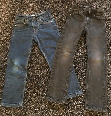 2 Pairs Of Boys Jeans, Age 5 Years, Next And Matalan