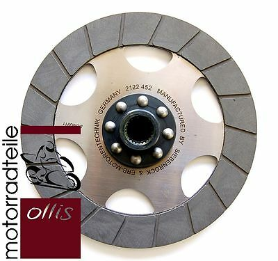 Oil resistant premium clutch plate - BMW K 100 /2/LT/RS/RT - Erb Made in Germany