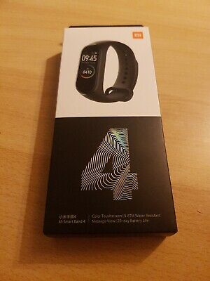 XIAOMI Mi Band 4 Sport Smartwatch & Fitness Tracker Global Version NEU in OVP