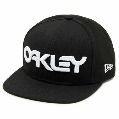 Oakley Mark II Novelty Snapback Cap Blackout