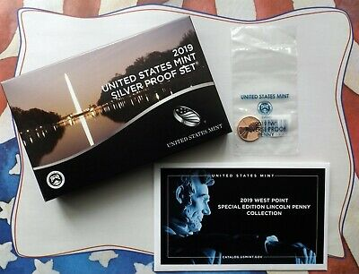 2019 US Mint Set SKU58255 2019 W Lincoln Cent NGC MS 68 PL FR Lincoln