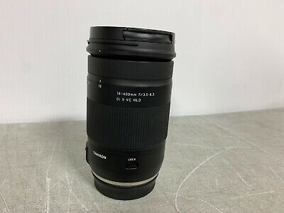 Tamron 18-400mm f/3.5-6.3 Di II VC HLD All-In-One Zoom Lens for Canon (she1C)