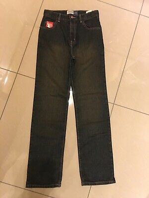 Gap Kids BNWT Easy Fit Regular Fit, Tapered Leg Blue Jeans - Size (6-8)16S/E