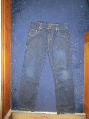boys boy age 11 years blue jeans hardly worn adjustable waist next originals