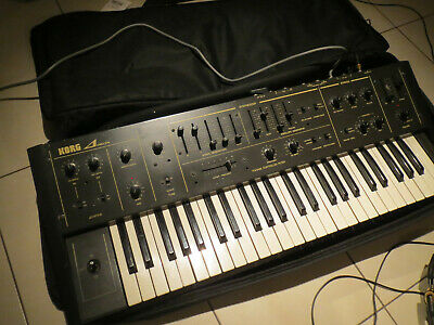 Korg Delta String Synth - Analoger Ensemble-Synthesizer