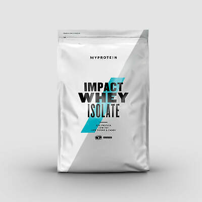 My Protein Impact Whey Isolate - NATURAL STRAWBERRY