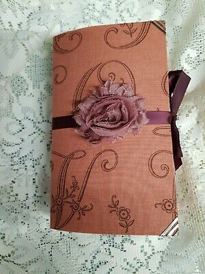 Handmade TN Junk Journal - Serenity