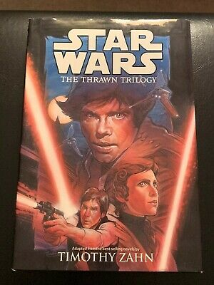 Star Wars Thrawn Trilogy HC Dark Horse Omnibus Hardcover Graphic Novel