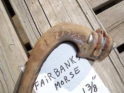 Original Fairbanks Morse Sarting Crank 1 1/2 & 2 HP Z & 3 HP ZC Hit Miss Engine