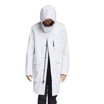 Nike NSW Tech Pack Hooded Woven Parka Jacket Cost Large Mens AR1542 121 BNWT