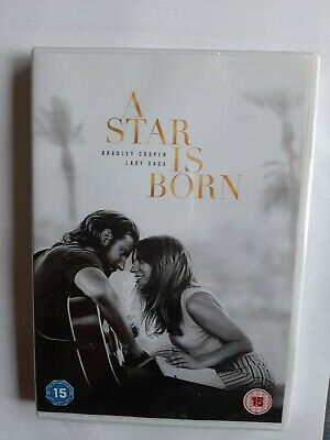 A Star is Born (2018) (DVD) Bradley Cooper, Lady Gaga, Andrew Dice Clay NEW