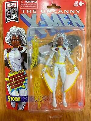 Marvel Legends X-Men Retro Storm Action Figure In Stock! Ships in box!